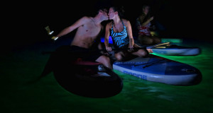 night paddle board rentals in st george