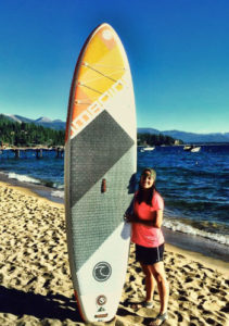 paddle boards st george
