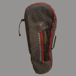 rent snowshoes and bag