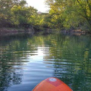 quail lake kayaking