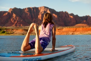best places to go paddle boarding in st george