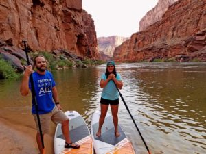 paddle board rentals st george