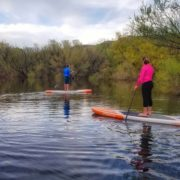 favorite places to paddle board
